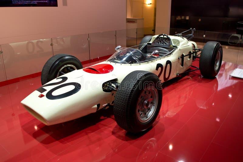 Formula 1 Ginevra 2014 di Honda fotografia stock