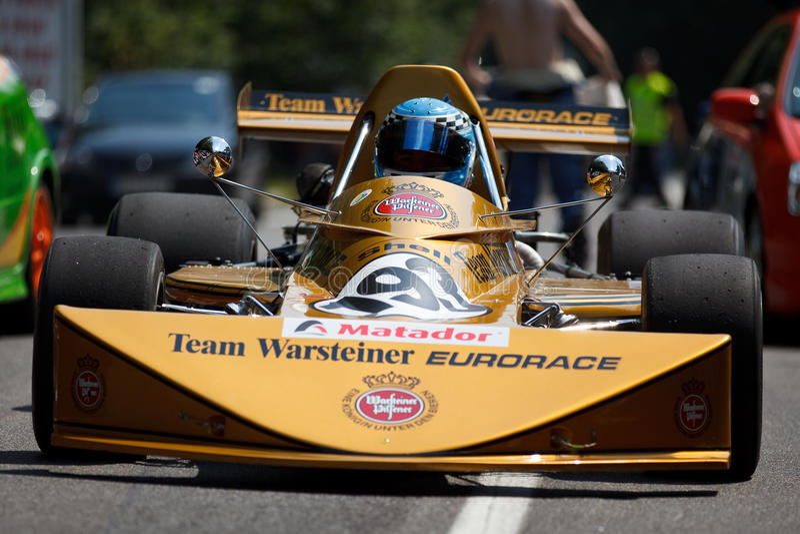 Formula March F2 royalty free stock photo