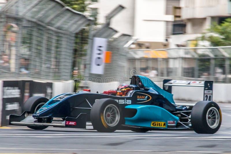 Formula Master stock photo