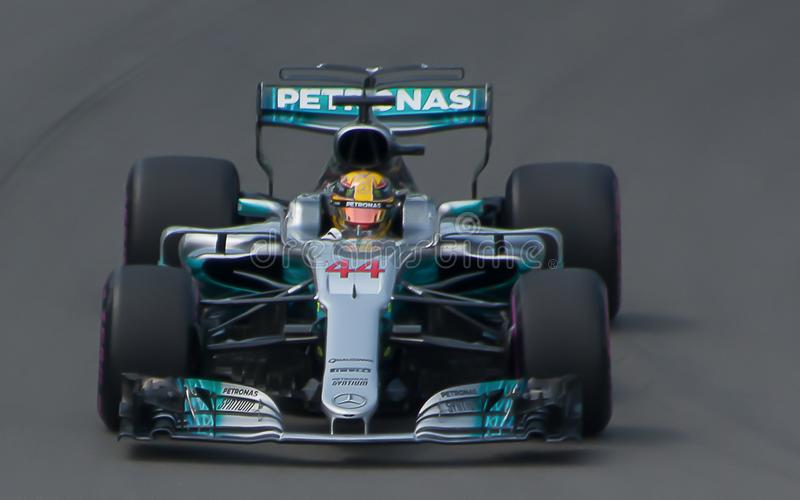 Formula One Canada royalty free stock images