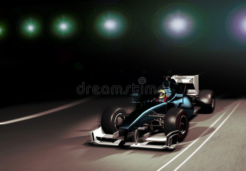 Formula one vector illustration