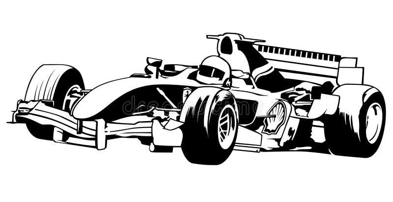 formula one stock vector  illustration of racing  vector