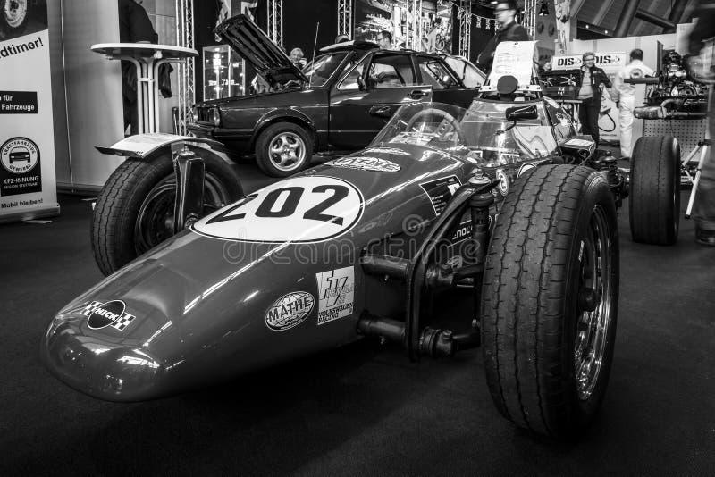 Formula One Racing Car Mercedes F1 W01 Hybrid, 2014