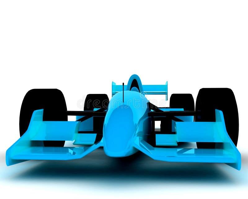 Formule 1 Car007 illustration stock
