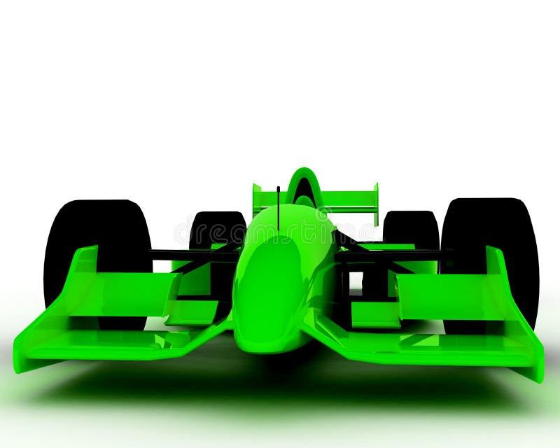 Formule 1 Car014 stock illustratie