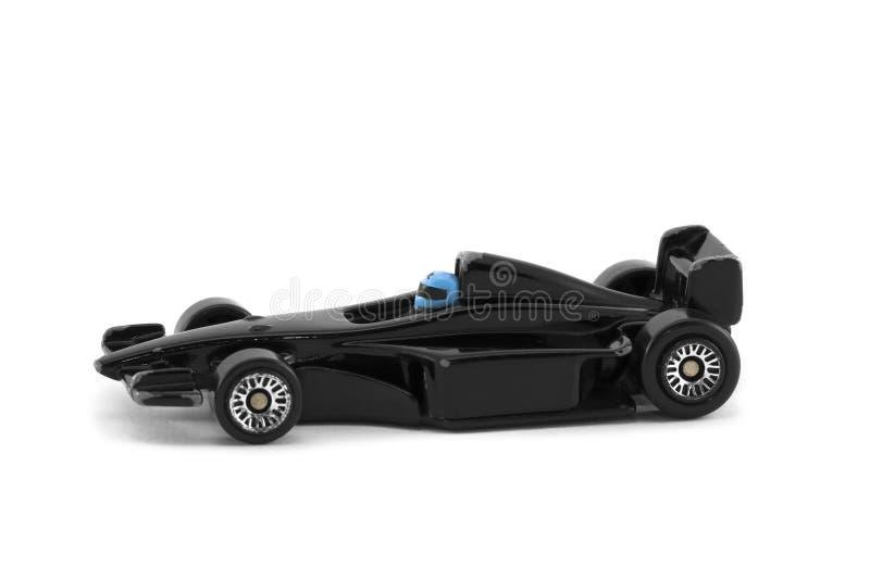 Formule 1 de véhicule de jouet image libre de droits