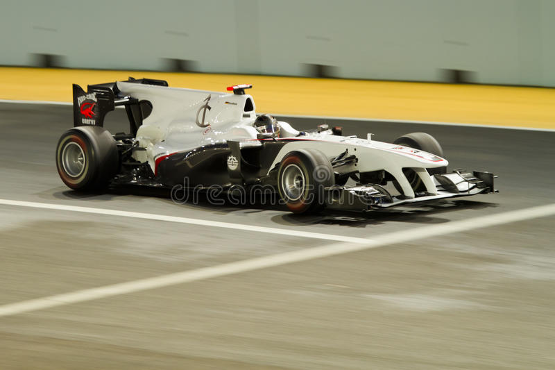 Formule 1 Singapour   photo stock
