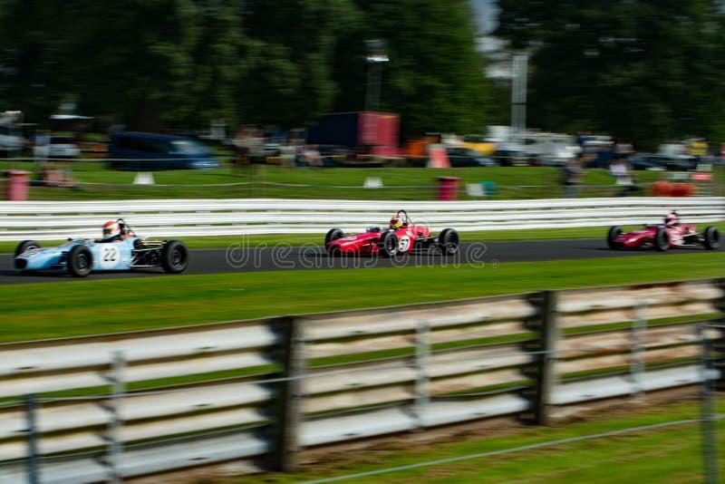 Formule classique historique Ford Group photos stock