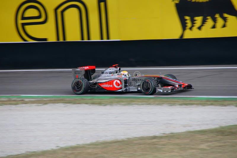 Formule grande 1 de Prix image stock