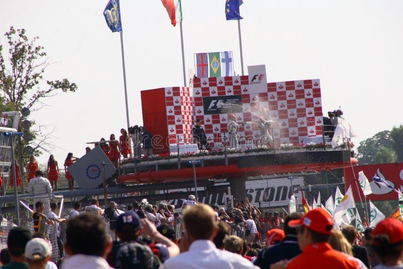 Formule grande 1 de Prix photos libres de droits