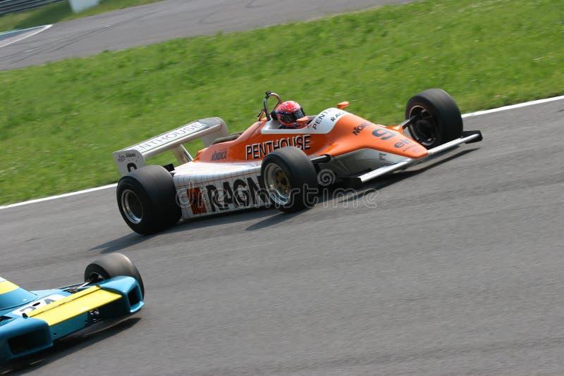 Formule historique 1 images libres de droits