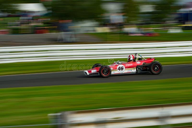 Formule historique classique Ford 46 photographie stock