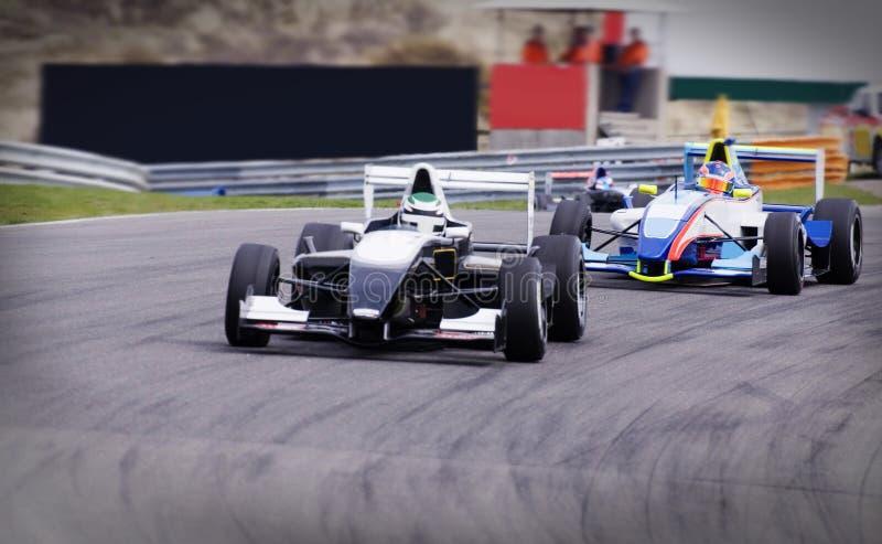 Formule Renault stock fotografie