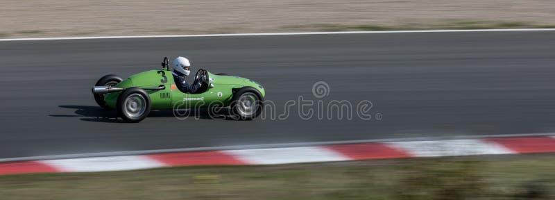 Formule trois 500cc image libre de droits