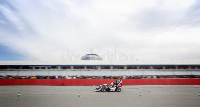 Formulestudent Germany stock afbeeldingen