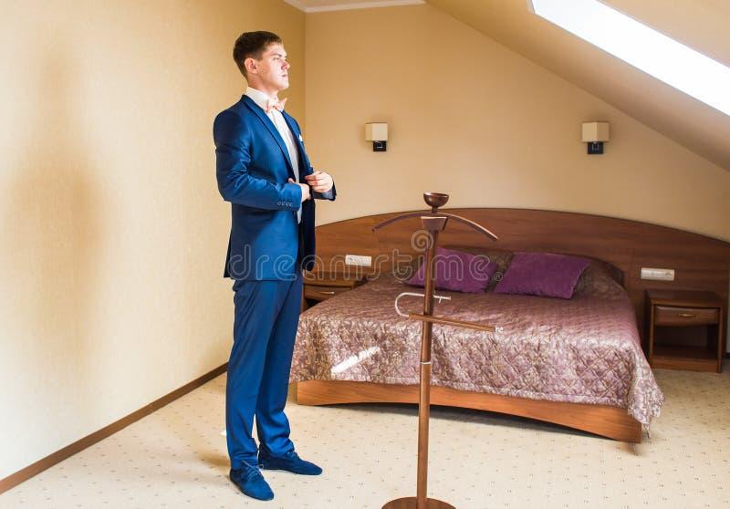 Fornal przygotowywa dla poślubiać zdjęcie royalty free