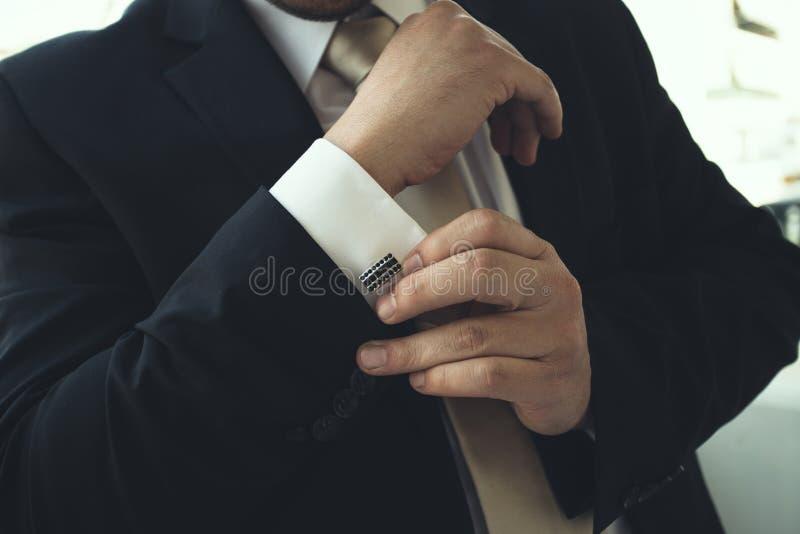 Fornal wręcza załatwiać jego wyrzutków połączenia, fotografia royalty free