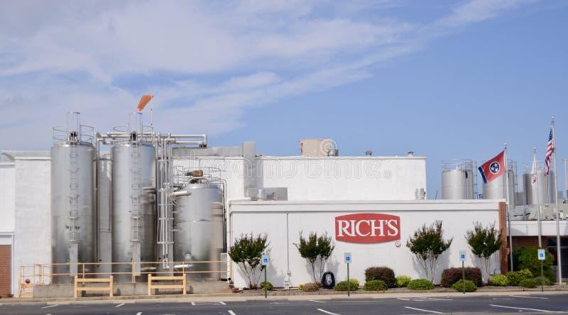 Fornitore ricco dell'alimento del ` s, Arlington, TN fotografie stock