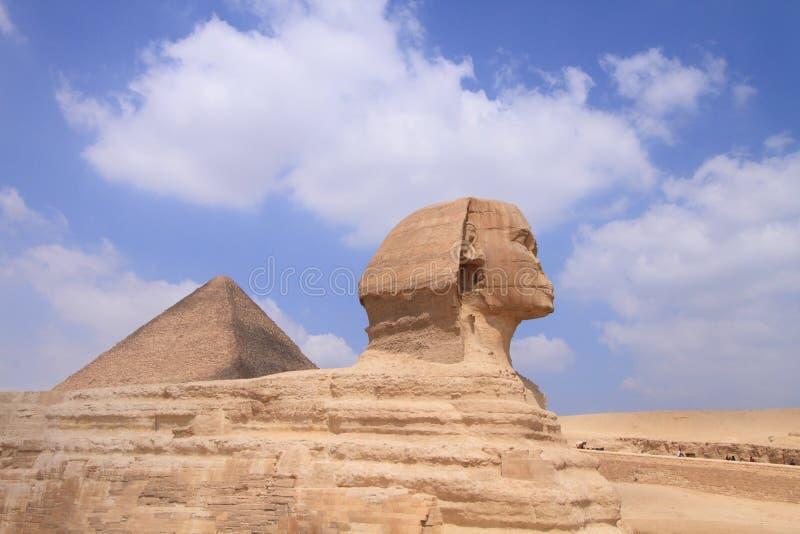 Fornminne i Egypten arkivfoton