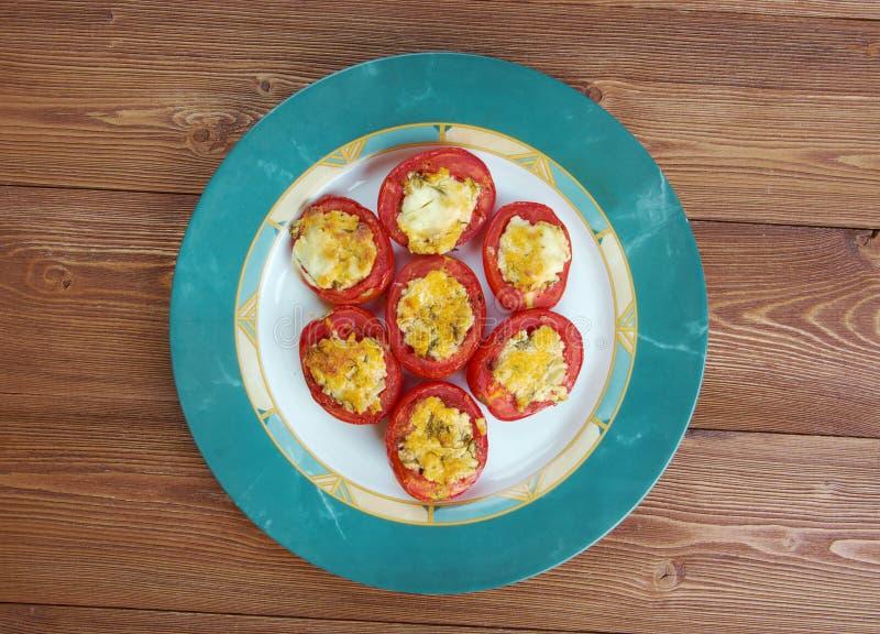 Forno di Al di Pomodori fotografie stock libere da diritti