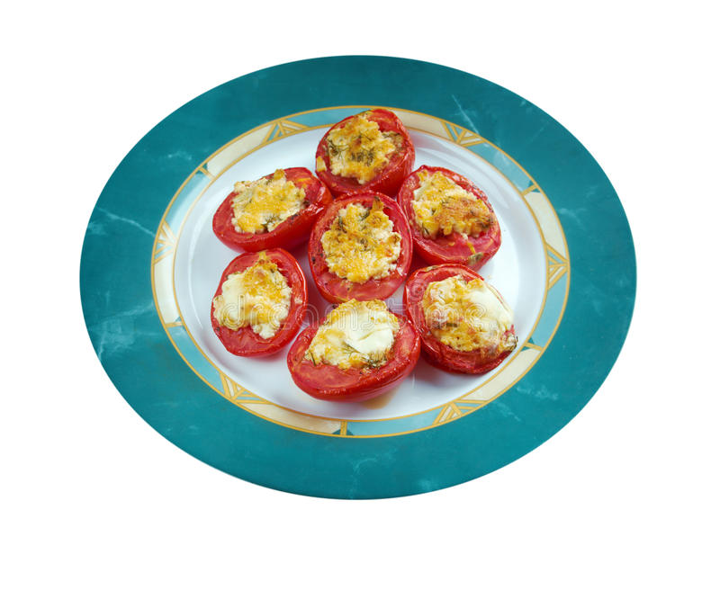 Forno di Al di Pomodori fotografia stock