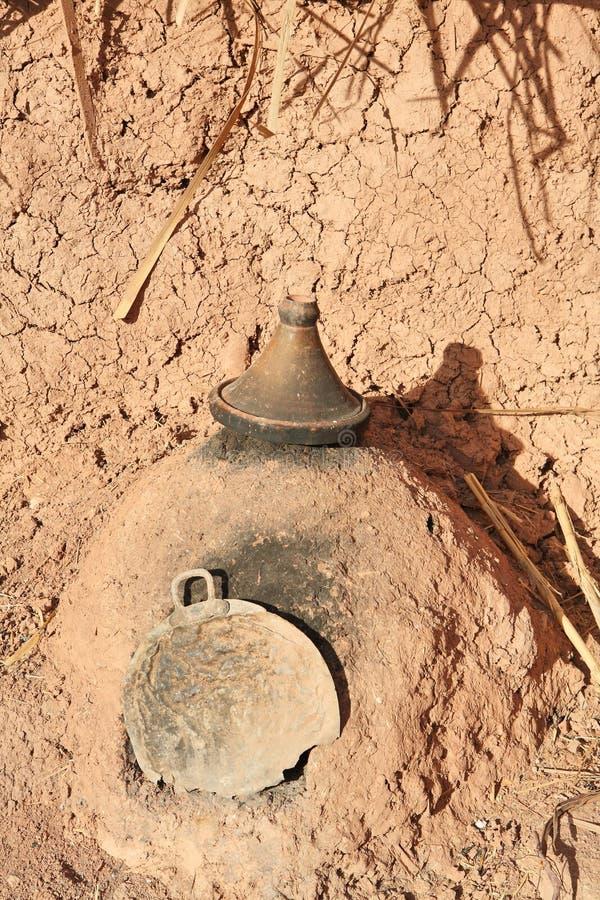 Forno di Berber immagini stock