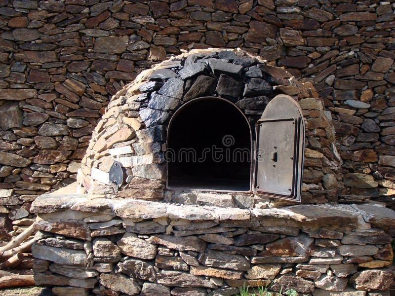 Forno di pietra arabo immagine stock immagine di solitamente 40640887 - Pietra refrattaria da forno ...