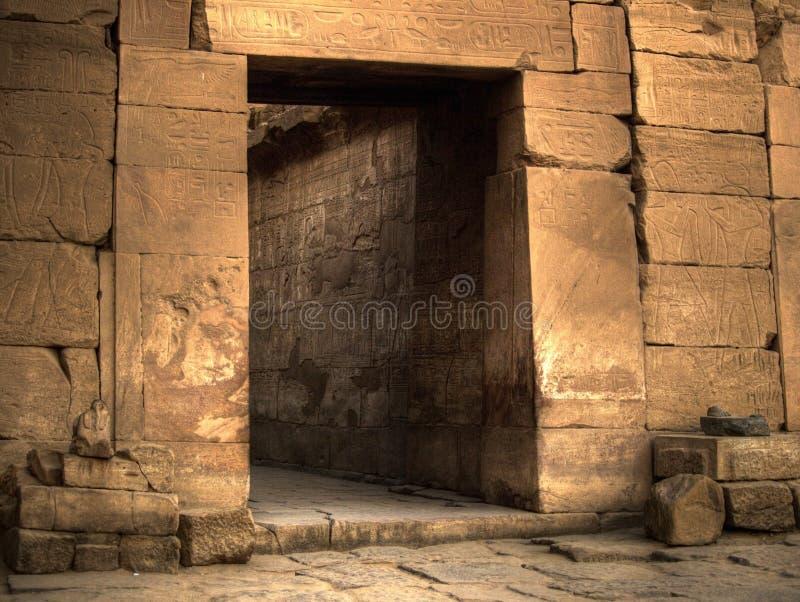 forntida dörröppning arkivbilder