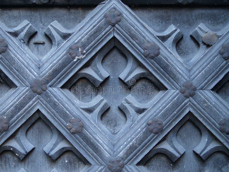 forntida designdörr arkivfoton