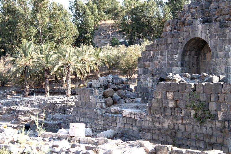 forntida fördärvar royaltyfri fotografi