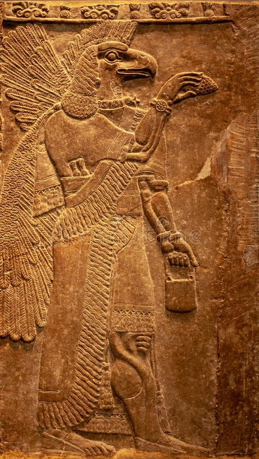Forntida historia arkivbild
