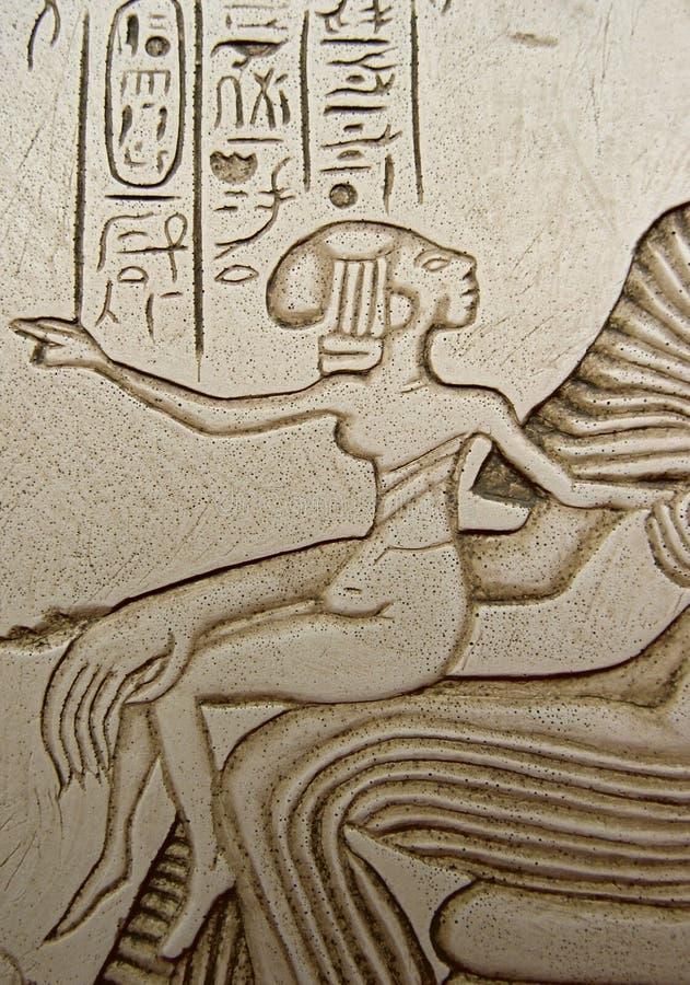 forntida illustration royaltyfria bilder