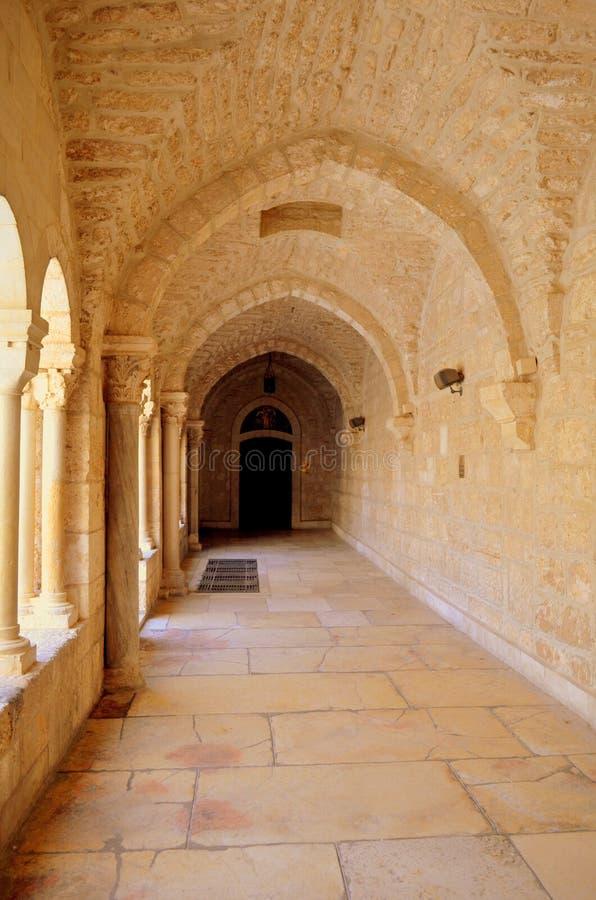 forntida jerusalem väggar royaltyfria foton