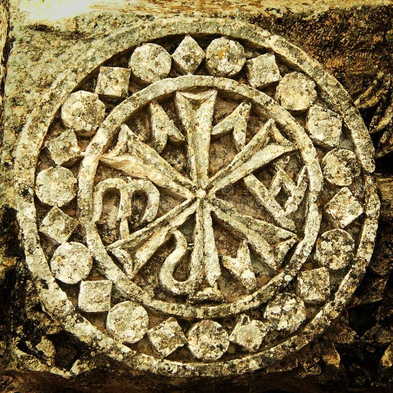 forntida konstmodell royaltyfri bild