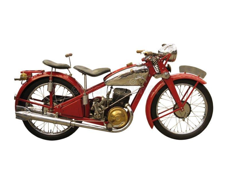 forntida motorcykel royaltyfria foton