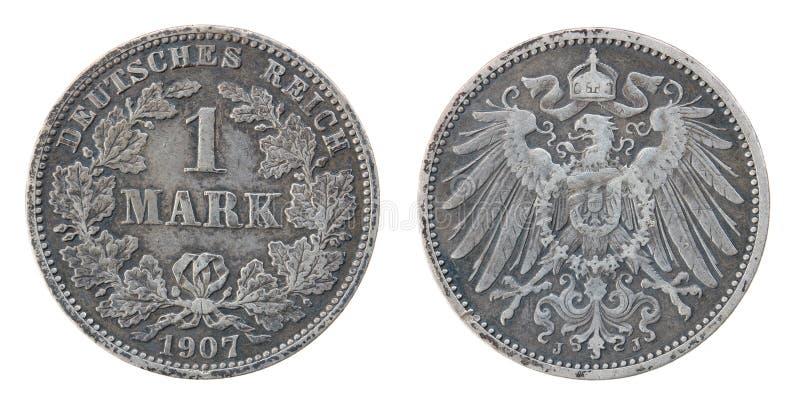 forntida mynttysksilver arkivfoton