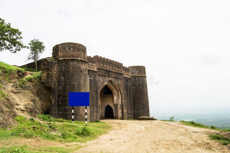 Forntida nyckel Indien royaltyfria foton