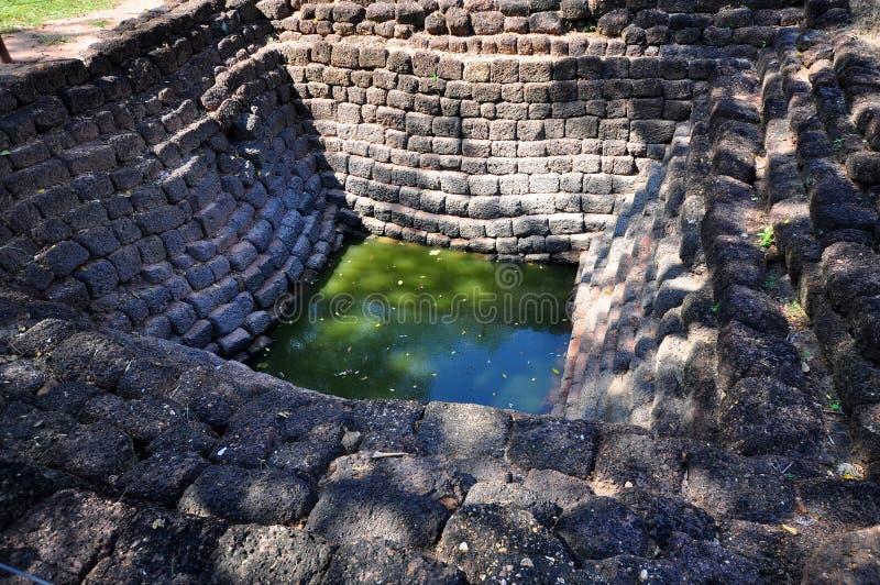 Forntida pöl arkivfoton