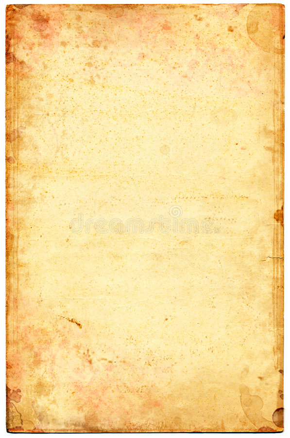 forntida papper arkivfoto