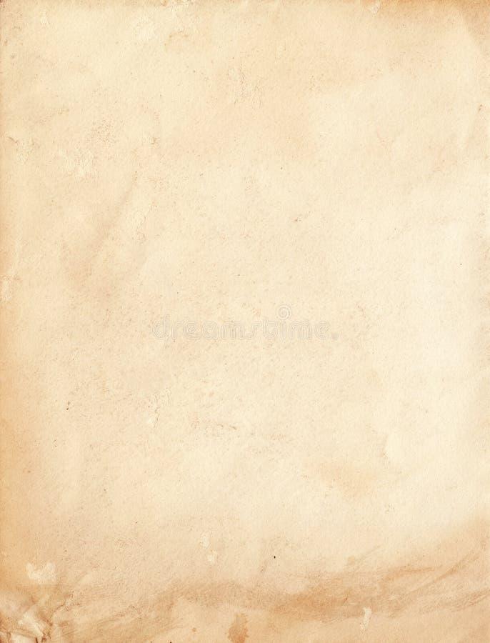 Forntida pappers- texturerar royaltyfria bilder