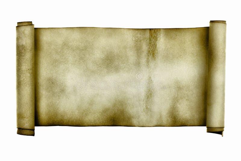 forntida scroll arkivfoton