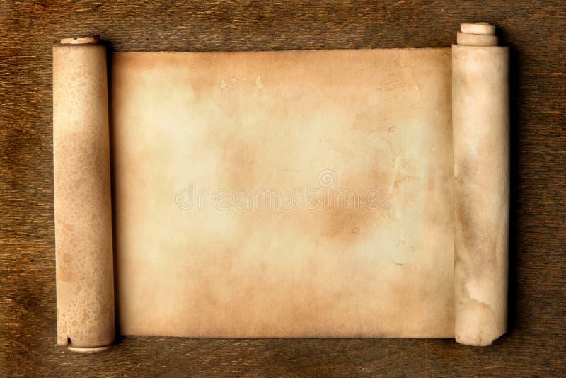 forntida scroll arkivbilder