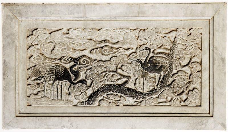 forntida snida sten royaltyfri fotografi