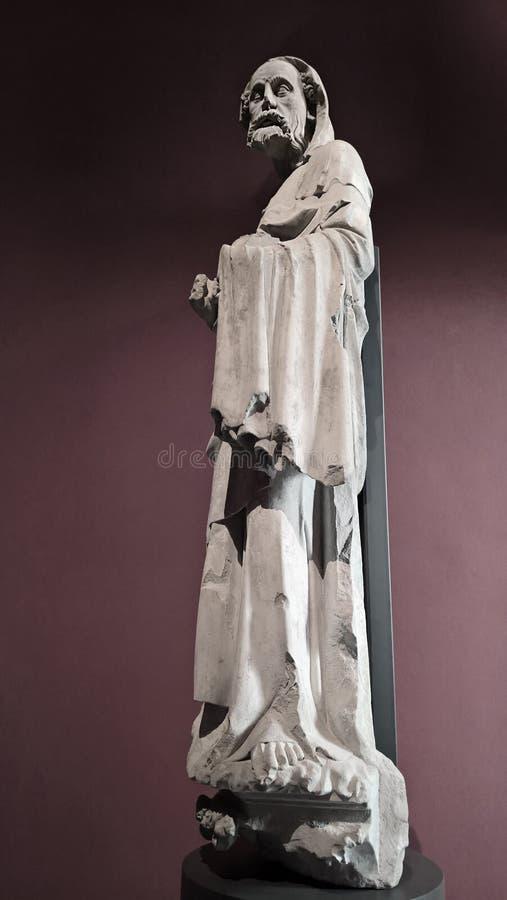 forntida staty royaltyfria foton