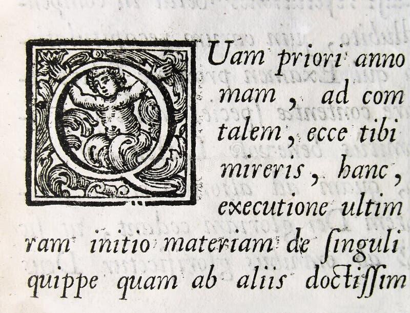 forntida text fotografering för bildbyråer