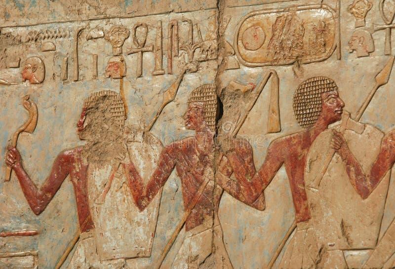 forntida väggar arkivbild