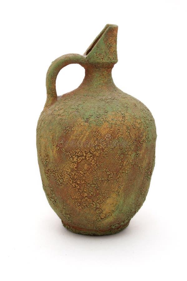 forntida vase fotografering för bildbyråer