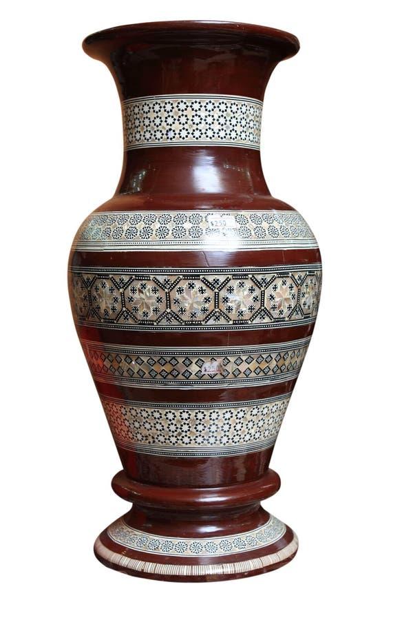 forntida vase arkivfoto