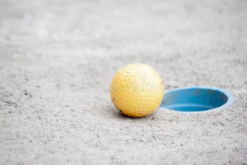 Foro seguente di golf di golf immagine stock libera da diritti