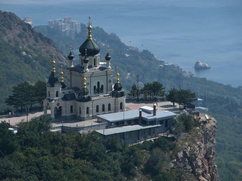 foros εκκλησιών στοκ εικόνες